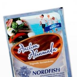 Bacalo Noruego Ahumado Sobre